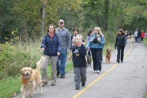 Parade Your Pooch Walk