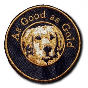 New Product: Iron On/Sewn on Patch