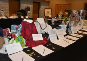 A Golden Ball Auction Items