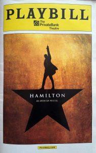 Hamilton Program Book
