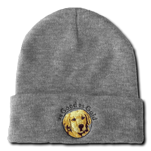 golden retriever hat