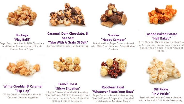 popcorn-flavors